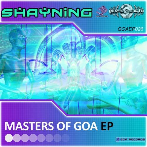 Masters Of Goa               Original Mix