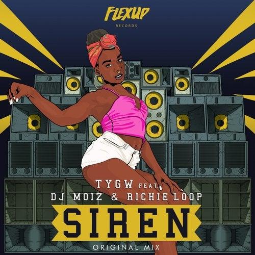 Siren feat. DJ Moiz, Richie Loop