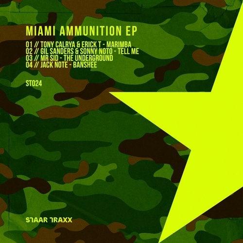Miami Ammunition - EP