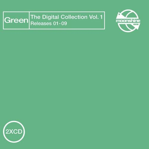 Moonshine Green - The Digital Collection Vol. 1