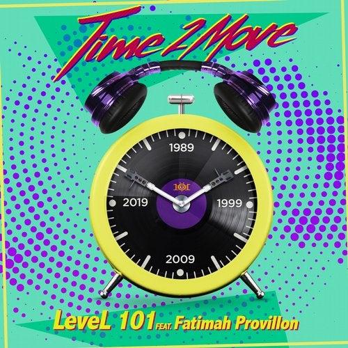 Time2move feat. Fatimah Provillon
