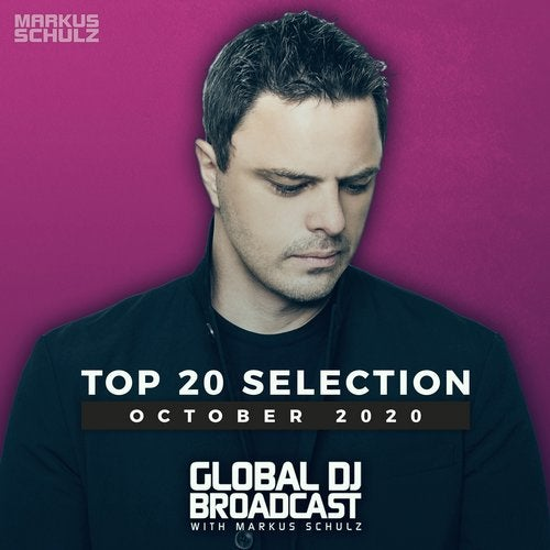 Global DJ Broadcast - Top 20 October 2020