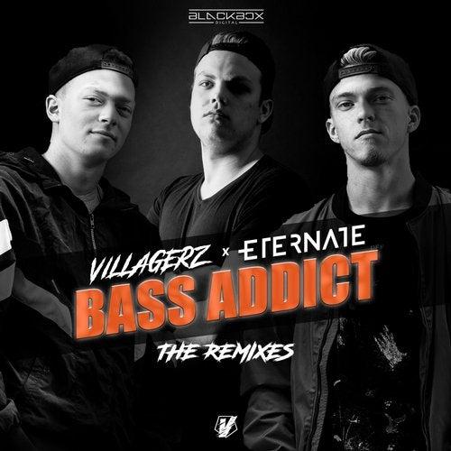 Bass Addict - The Remixes