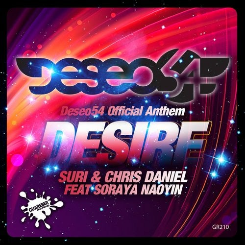 Desire (Deseo 54 Official Anthem)