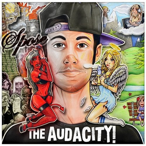 The Audacity! (Deluxe Edition)