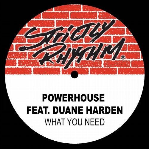 What You Need (feat. Duane Harden)