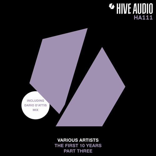 The First 10 Years Of Hive Audio: Dario D'Attis Mix