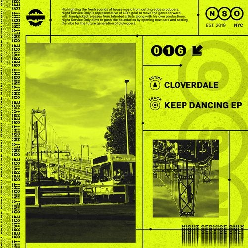 Cloverdale - Keep Dancing [EP]