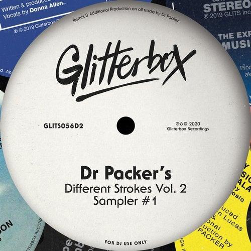 Dr Packer's Different Strokes Volume 2 Sampler #1