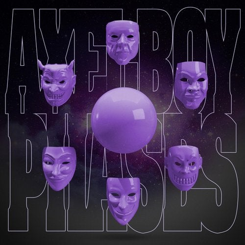 Axel Boy - Phases [EP] 2019