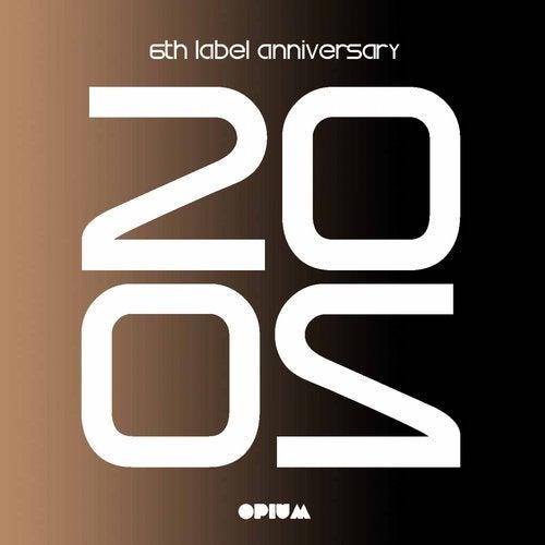 Opium 6th Label Anniversary