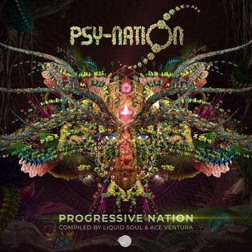 Psy-Nation - Progressive Nation