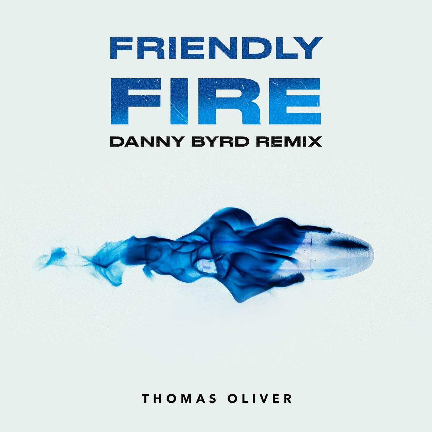 Friendly Fire (Danny Byrd Remix)