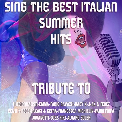 Sing The Best Italian Summer Hits (Special Instrumental