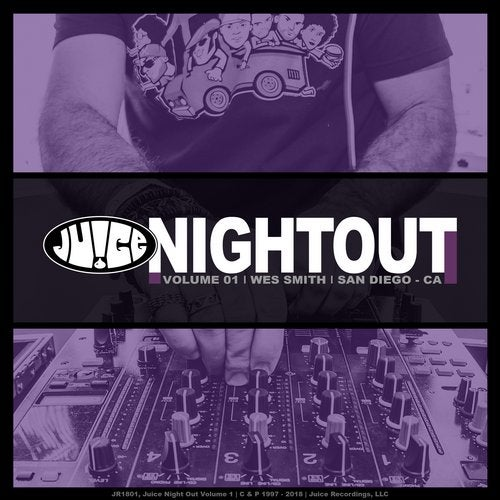 Juice Night Out - Volume 1