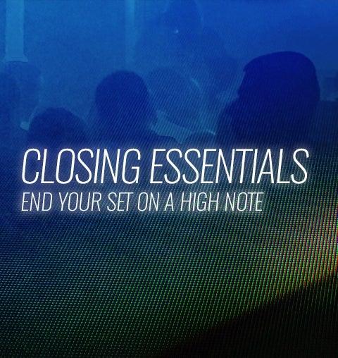 Beatport Closing Essentials November 2019 MFSW90