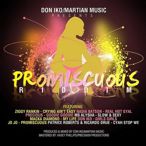 Promiscuous Riddim (Instrumental) by Martian Music on Beatport