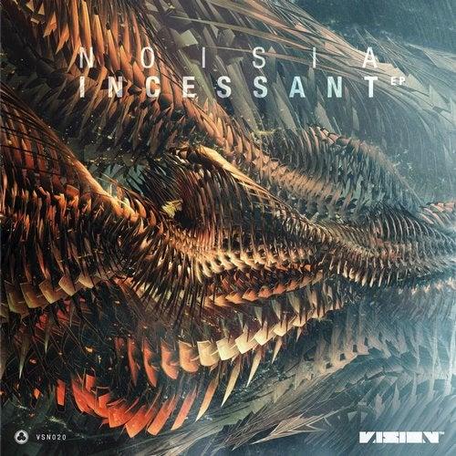 Noisia - Incessant EP (VSN020)
