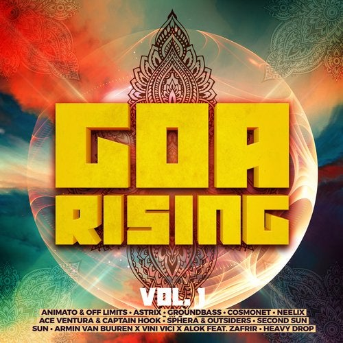 Goa Rising, Vol. 1