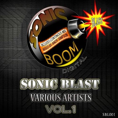 Sonic Blast Vol. 1