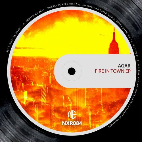 Fire In Town
