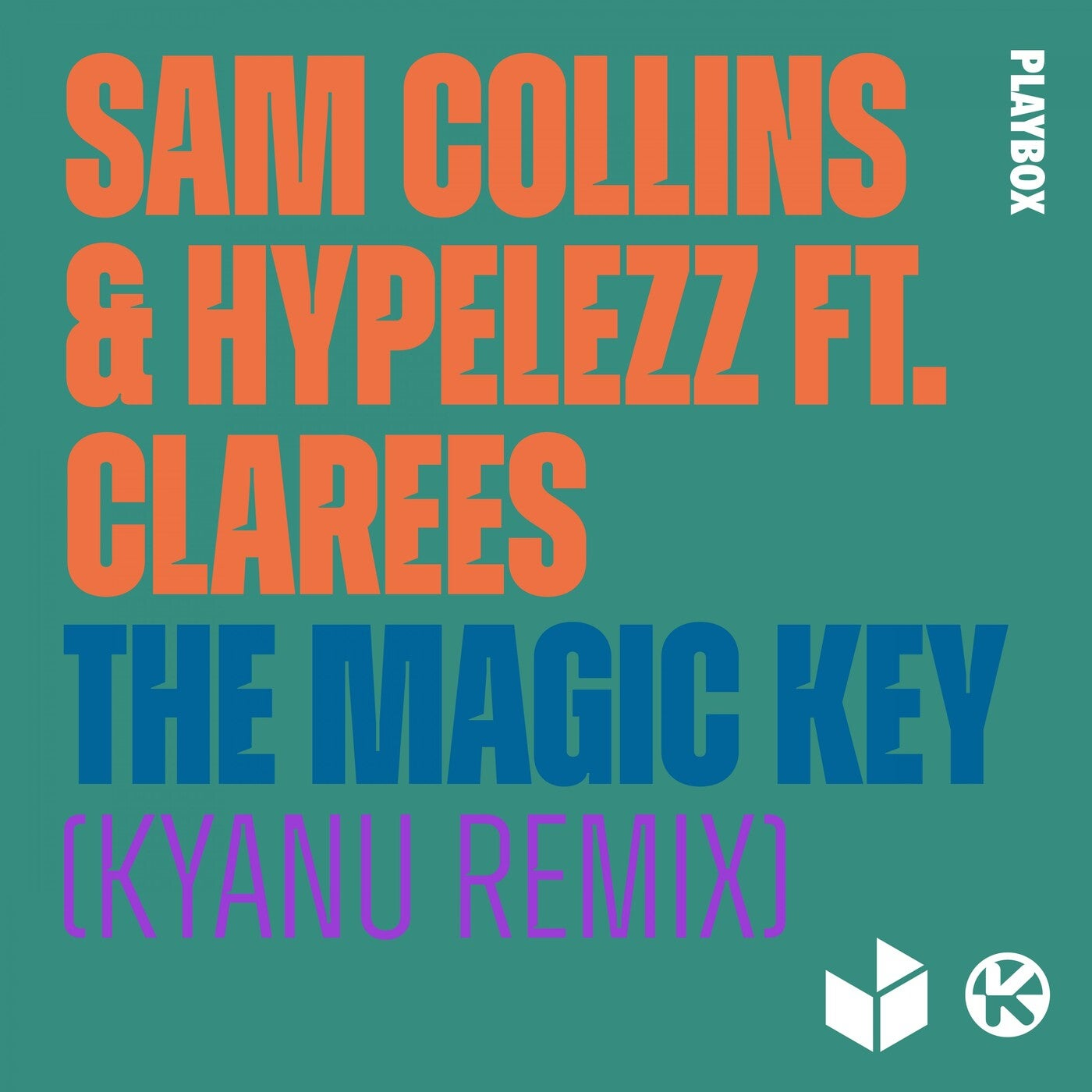 The Magic Key feat. Clarees