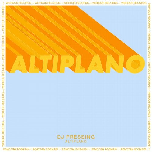 Dj Pressing - Altiplano (Original Mix) [2020]