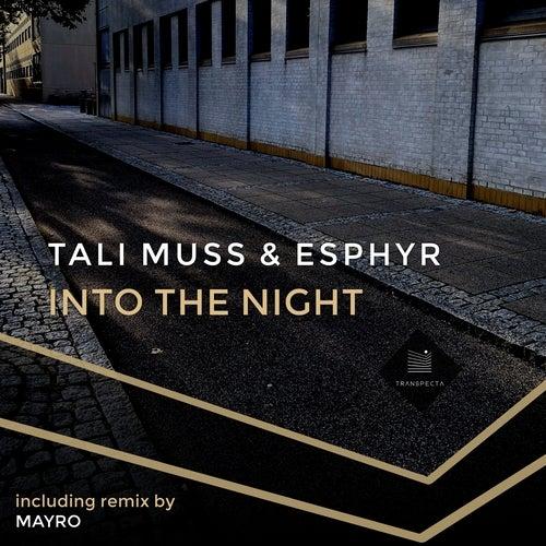 Tali Muss & Esphyr - Into the Night (Original Mix; Mayro Remix; Dub Mix) [2020]