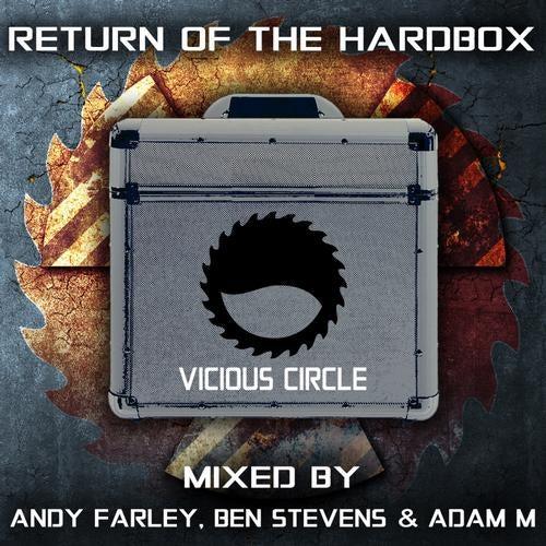 Return Of The Hardbox - Mixed by Andy Farley, Ben Stevens & Adam M