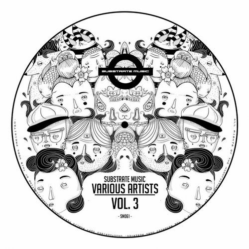 SUBSTRATE MUSIC V.A. VOL.3