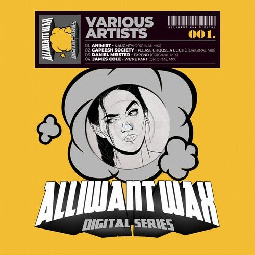 Alliwant Wax digital 01 VA