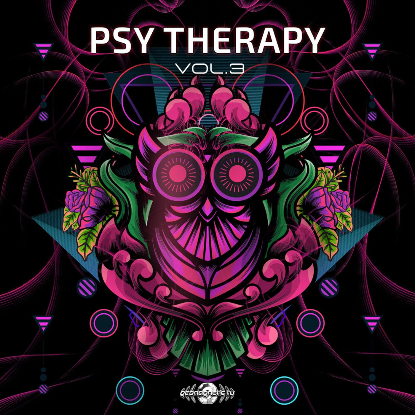 Psy Therapy, Vol. 3