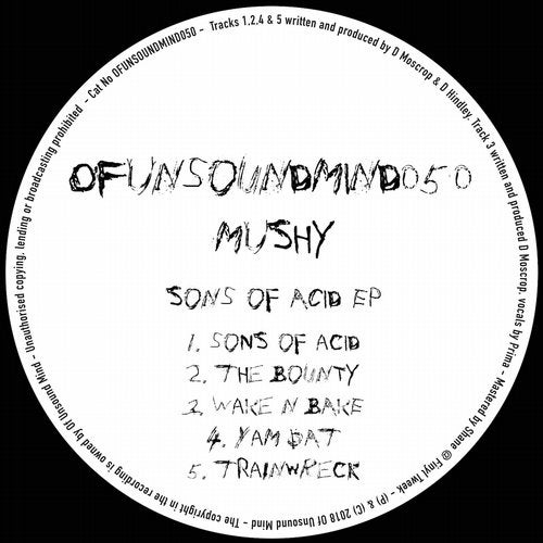 Sons Of Acid EP