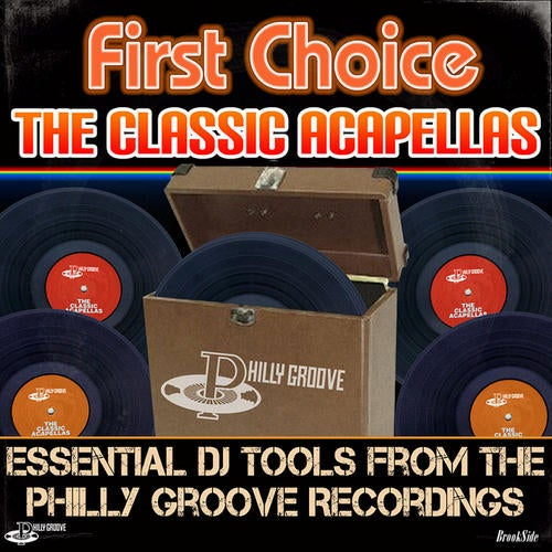 The Classic Acapellas - Essential DJ tools from the Philly Groove Recordings
