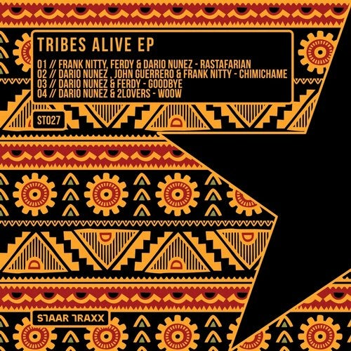 Tribes Alive - EP