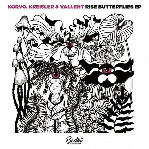 Rise Butterflies EP