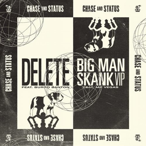 Delete / Big Man Skank (VIP)
