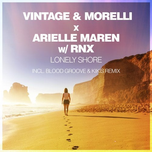 Lonely Shore (Incl. Blood Groove & Kikis Remix)