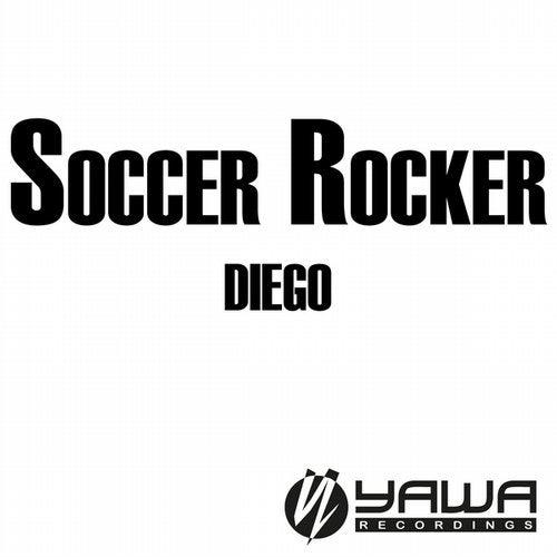 Diego - Soccer Rocker