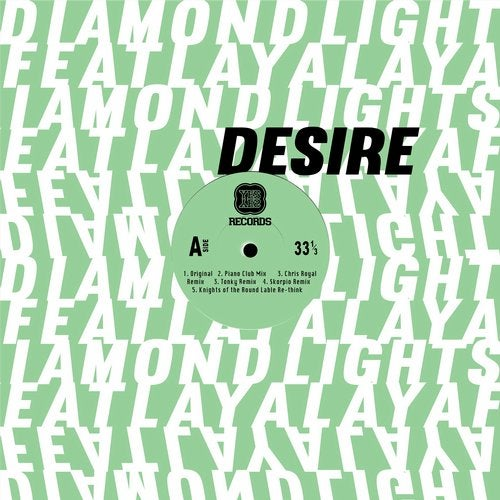 Desire (feat. Laya Laya)