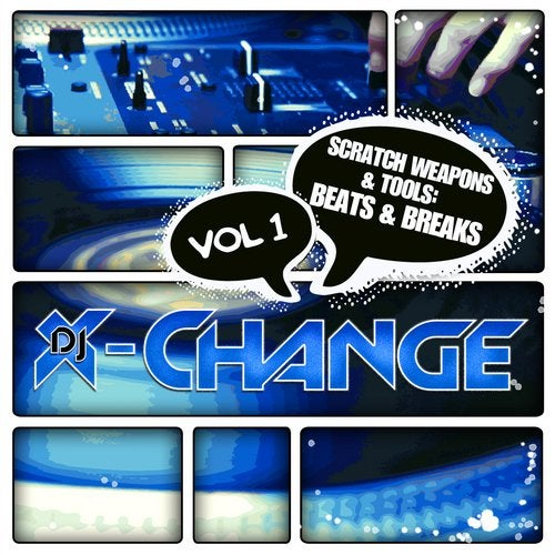 Scratch Weapons & Tools: Beats & Breaks EP Vol 1