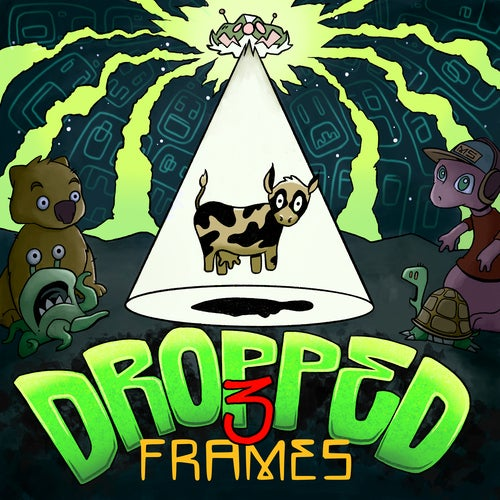 Mike Shinoda (Linkin Park) - Dropped Frames, Vol. 3 [LP]