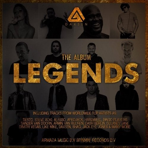 LEGENDS (The Album)