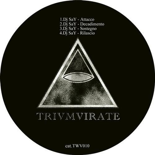 Envelope Generator EP from Trivmvirate on Beatport