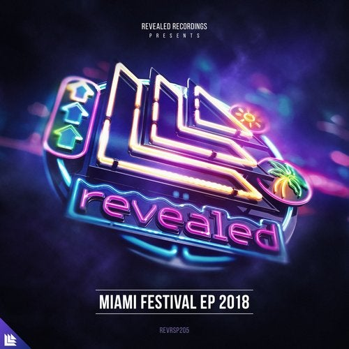 Miami Festival EP 2018 - Presented by Revealed Recordings