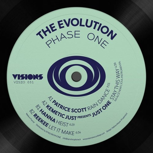 The Evolution Phase One