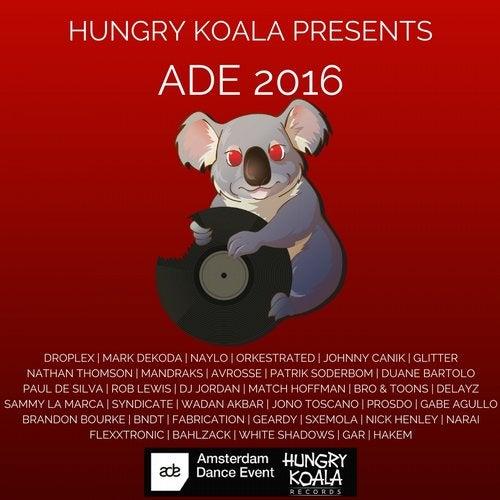 Hungry Koala Presents : ADE 2016