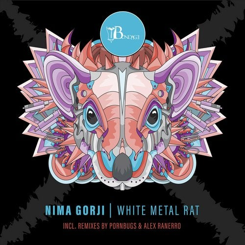 White Metal Rat
