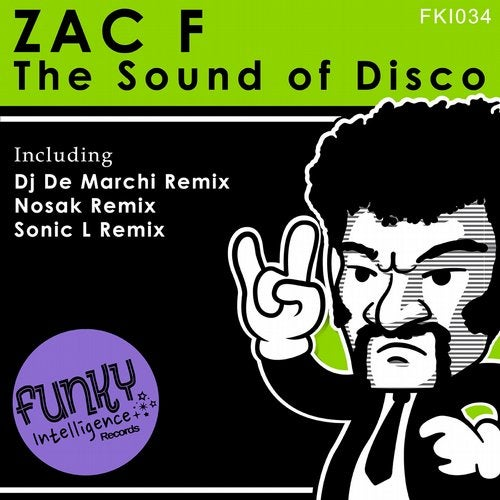 The Sound of Disco (Sonic L Remix) by Zac F on Beatport