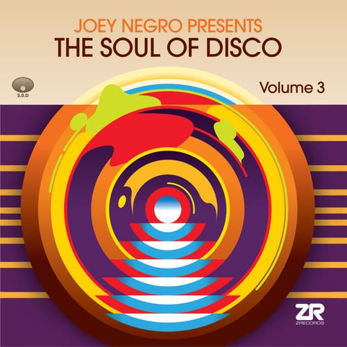 The Soul Of Disco Volume 3 (Compiled by Joey Negro)